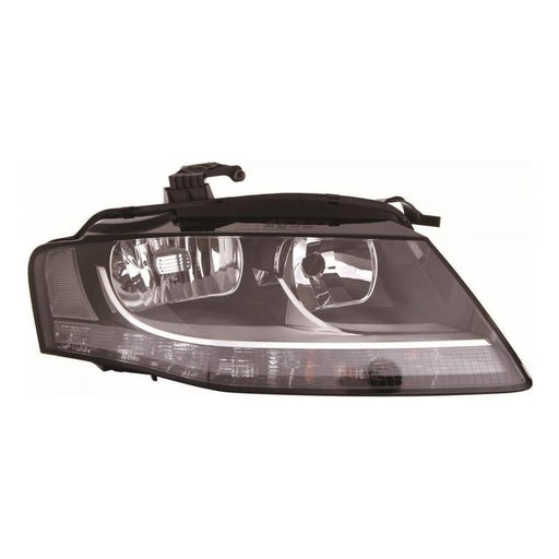 Audi A4 Mk3 B8 (8K) Saloon 4/2008-5/2012 Headlight Headlamp Drivers Side O/S