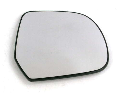 Nissan Micra Mk.4 (K13) 2012-12/2014 Heated Convex Mirror Glass Drivers Side O/S