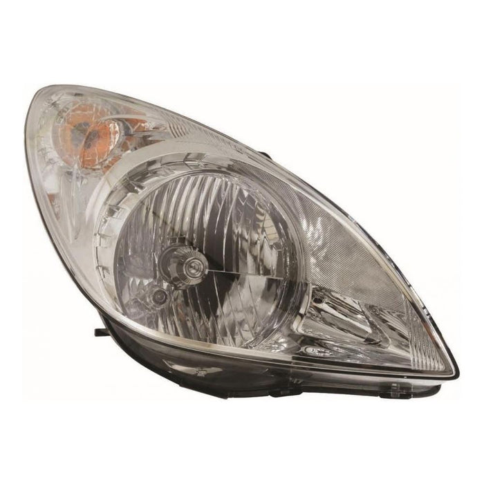Hyundai i20 Mk1 Hatchback 2009-7/2012 Headlight Headlamp Drivers Side O/S