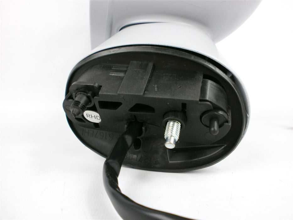 Vauxhall Meriva 3/2010+ Electric Wing Mirror Primed Cover & Arm Passenger Side