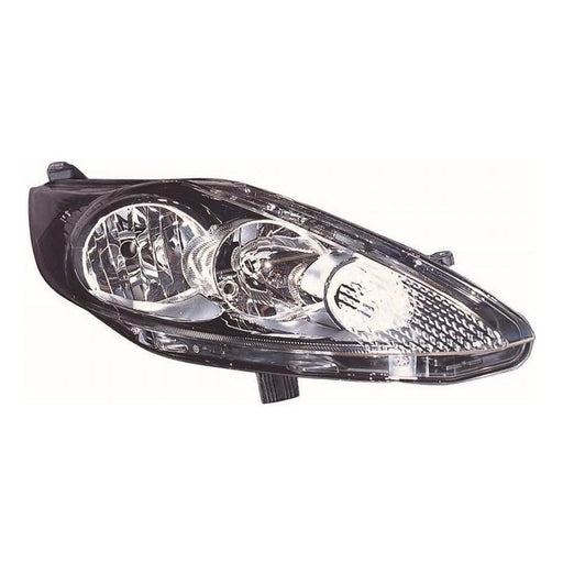 Ford Fiesta Mk7 Style Hatchback 10/2008-2012 Headlight Headlamp Drivers Side O/S