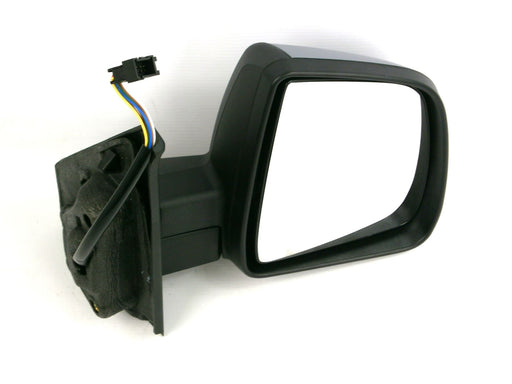 Fiat Doblo Mk2 2010+ Single Glass Wing Mirror Electric Temp Sensor Drivers Side