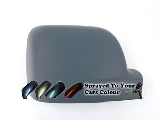 Nissan NV300 (Incl. MPV) 2016+ Wing Mirror Cover Drivers Side O/S Painted Sprayed