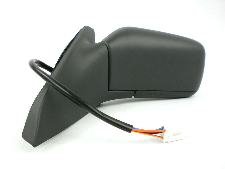 Volvo S40 Mk.1 1996-5/2004 Electric Wing Mirror Heated Black Passenger Side N/S