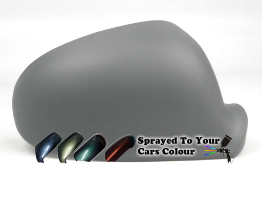 Volkswagen Jetta Mk.2 2006-9/2011 Wing Mirror Cover Drivers Side O/S Painted Sprayed