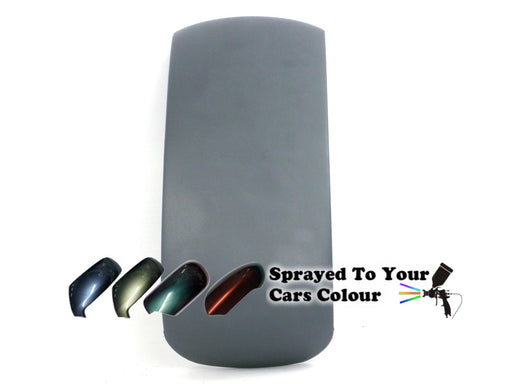 Fiat Doblo Mk.1 (Van & MPV) 2001-6/2010 Wing Mirror Cover Passenger Side N/S Painted Sprayed