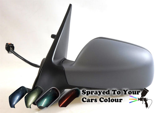 Citroen Xsara 9/2000-2004 Electric Wing Mirror Passenger Side Painted Sprayed