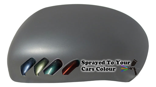 Nissan Juke (F15) 2010-10/2014 Wing Mirror Cover Passenger Side N/S Painted Sprayed