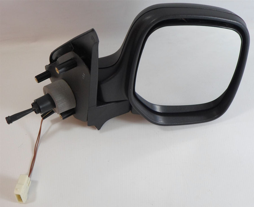 Peugeot Partner Mk.1 1996-2008 Cable Wing Mirror Heated Primed Drivers Side O/S