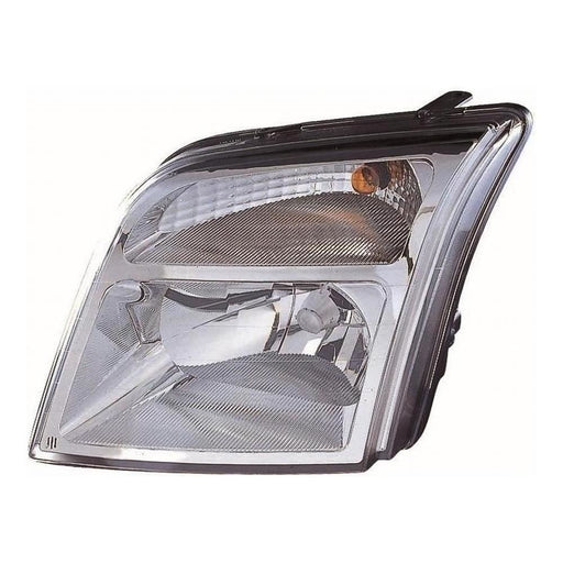 Ford Transit Connect Mk1 Van 2002-2013 Headlight Headlamp Passenger Side N/S