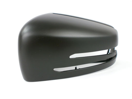 Mercedes E Class W212 5/2009-12/2016 Primed Wing Mirror Cover Passenger Side N/S