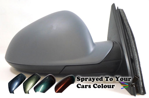 Vauxhall Insignia Mk1 2008+ Electric Wing Mirror Heated Drivers Side O/S Painted Sprayed