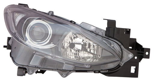 Mazda 3 Mk3 Saloon 10/2013-12/2016 Headlight Headlamp Drivers Side O/S