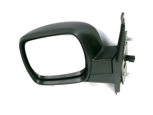 Renault Kangoo Mk2 9/2008-6/2013 Electric Wing Mirror Black Passenger Side N/S