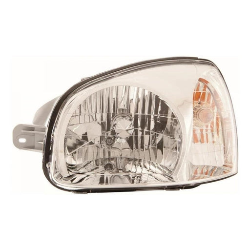 Hyundai Santa Fe Mk1 ATV / SUV 2000-6/2006 Headlight Headlamp Passenger Side N/S