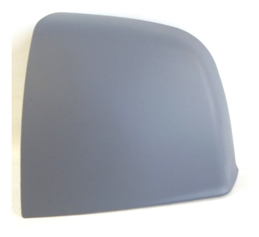 Vauxhall Combo Mk.3 2012+ Primed Wing Mirror Cover Passenger Side N/S