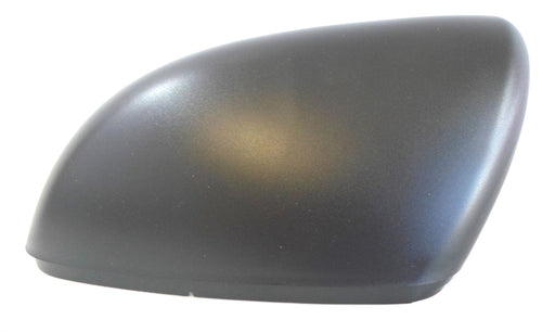Volkswagen Golf Plus Mk6 4/2009-2014 Black Textured Wing Mirror Cover Passenger Side N/S