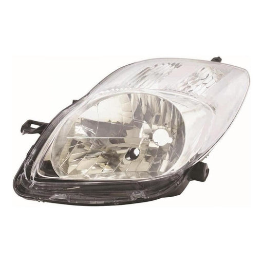 Toyota Yaris Mk2 Hatchback 11/2008-2011 Headlight Headlamp Passenger Side N/S