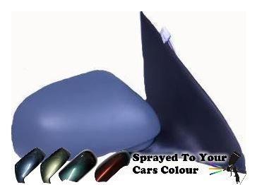 Fiat Bravo Mk.1 1996-2001 Electric Wing Mirror Heated Drivers Side O/S Painted Sprayed
