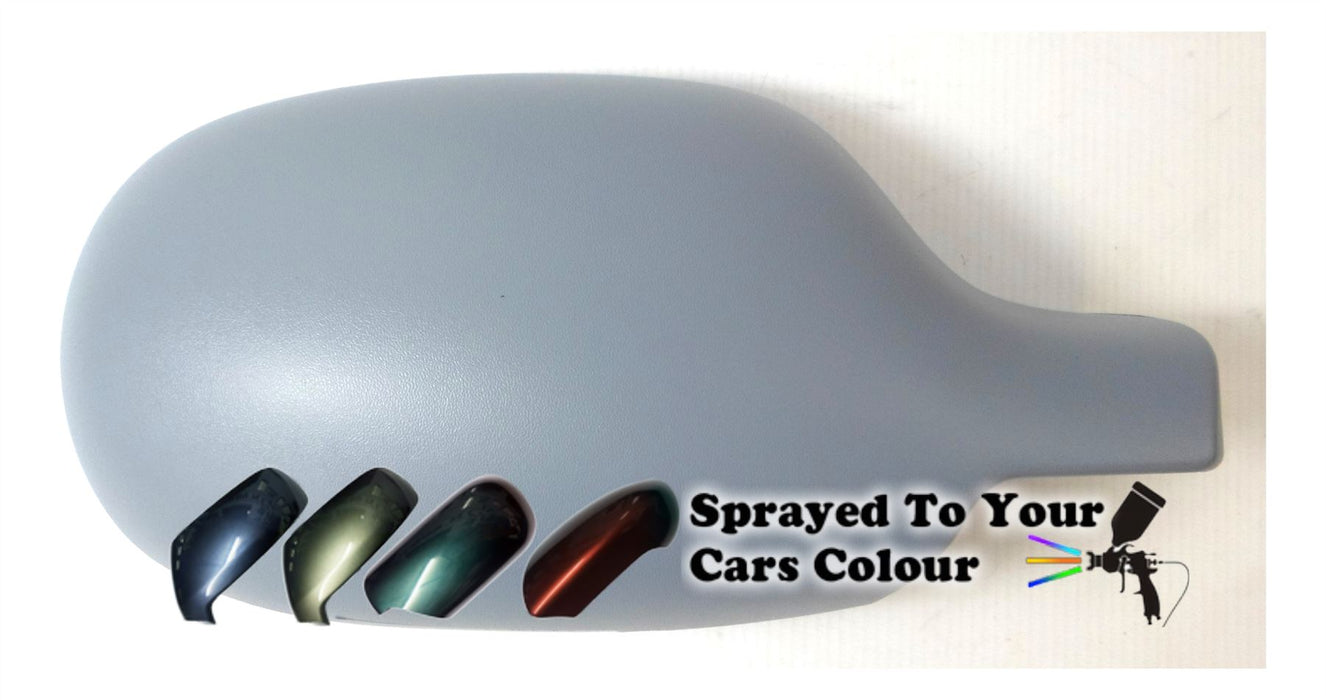 Renault Scenic Mk.1 (Excl. RX4 4x4) 1997-8/2003 Wing Mirror Cover Drivers Side O/S Painted Sprayed