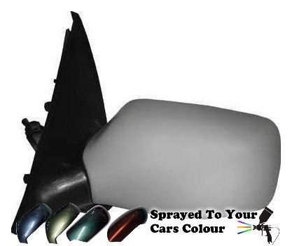 Ford Escort Mk.7 1995-2001 Cable Wing Door Mirror Passenger Side N/S Painted Sprayed