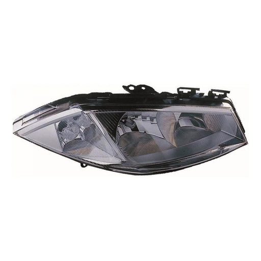 Renault Megane Mk2 Saloon 8/2002-2005 Headlight Headlamp Drivers Side O/S