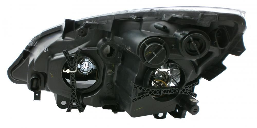 Renault Scenic Mk2 MPV 9/2006-8/2009 Headlight Headlamp Drivers Side O/S