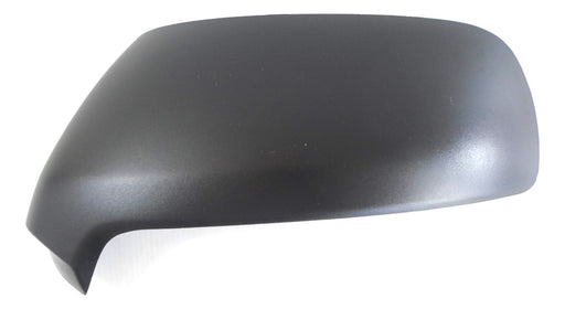 Peugeot 5008 Mk1 2010-5/2018 Black Textured Wing Mirror Cover Passenger Side N/S