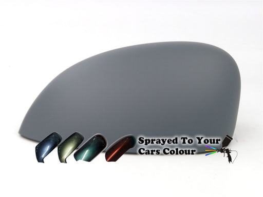 Abarth 500, 595 & 695 2/2015+ Wing Mirror Cover Passenger Side N/S Painted Sprayed