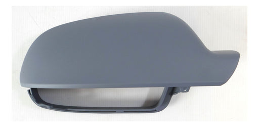 Audi A3 Mk.2 Excl S3 & RS3 9/2010-10/2012 Primed Wing Mirror Cover Driver Side O/S