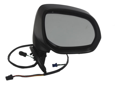 Citroen C4 Picasso 2006-2013 Electric Wing Mirror Indicator Black Drivers Side