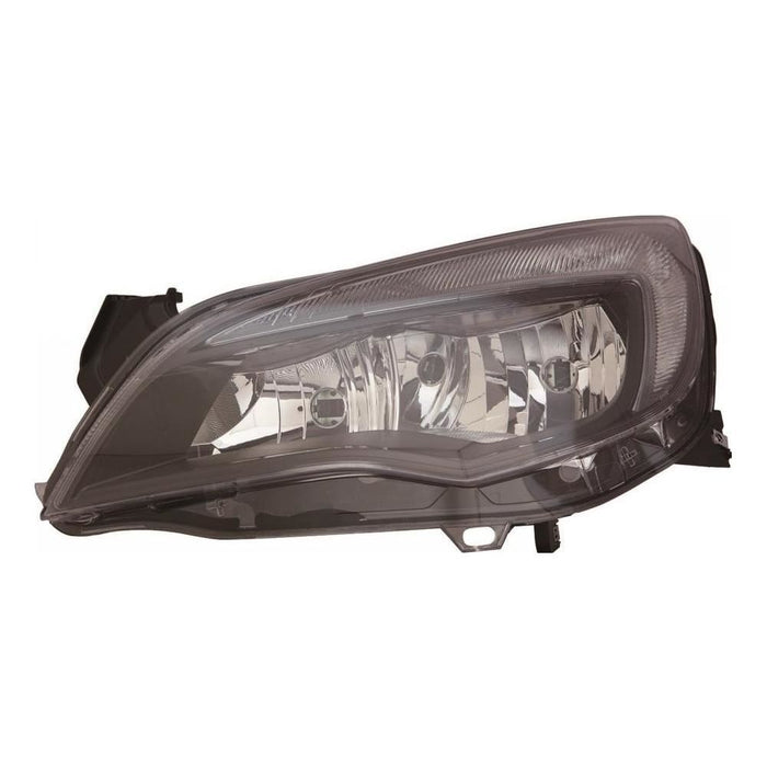 Vauxhall Astra J Mk6 Hatch 1/10-12/12 Black Inner Headlight Passenger Side N/S
