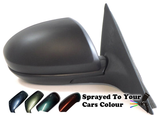 Mazda 6 Mk2 1/2008-2012 Electric Wing Mirror Heated Drivers Side O/S Painted Sprayed
