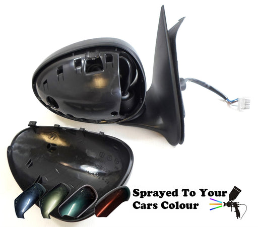 Rover Group MGZS 2001-2006 Electric Wing Mirror Heated Drivers Side O/S Painted Sprayed