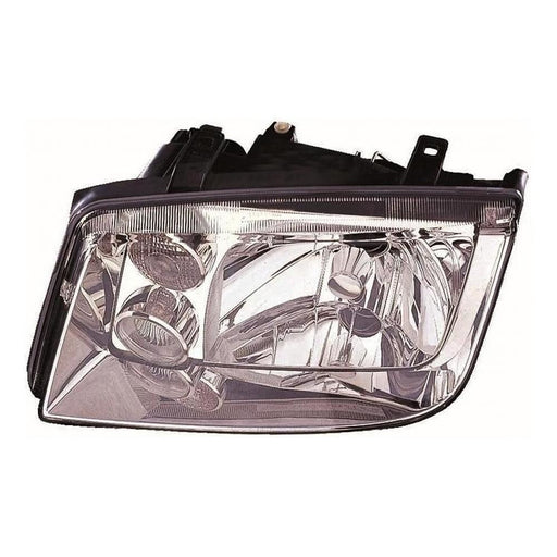 Volkswagen Bora Saloon 1999-2005 Headlight Headlamp Inc Fog Passenger Side N/S