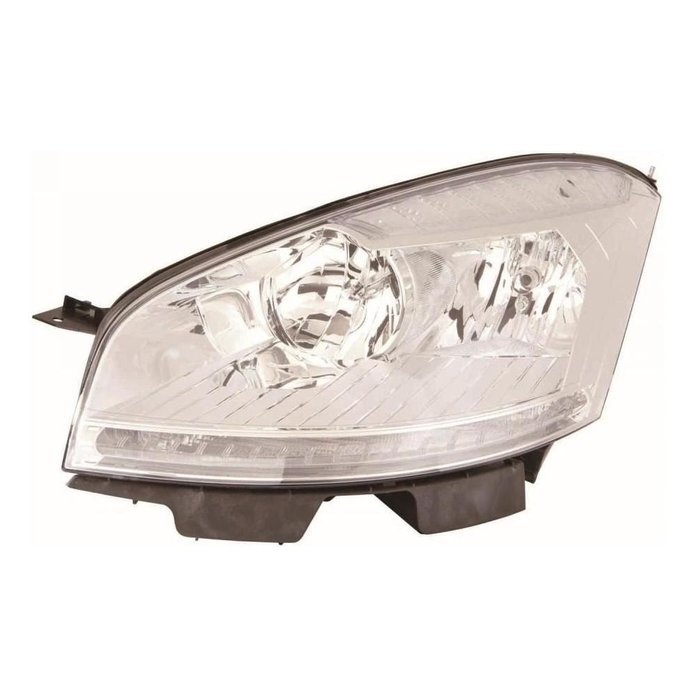 Citroen C4 Picasso Mk1 MPV 3/2011-2013 Headlight Headlamp Passenger Side N/S
