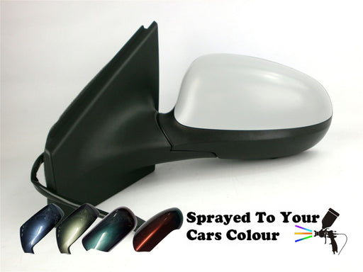 Fiat Bravo Mk2 2007-2014 Electric Wing Mirror Temp Sensor Passenger Side Painted Sprayed