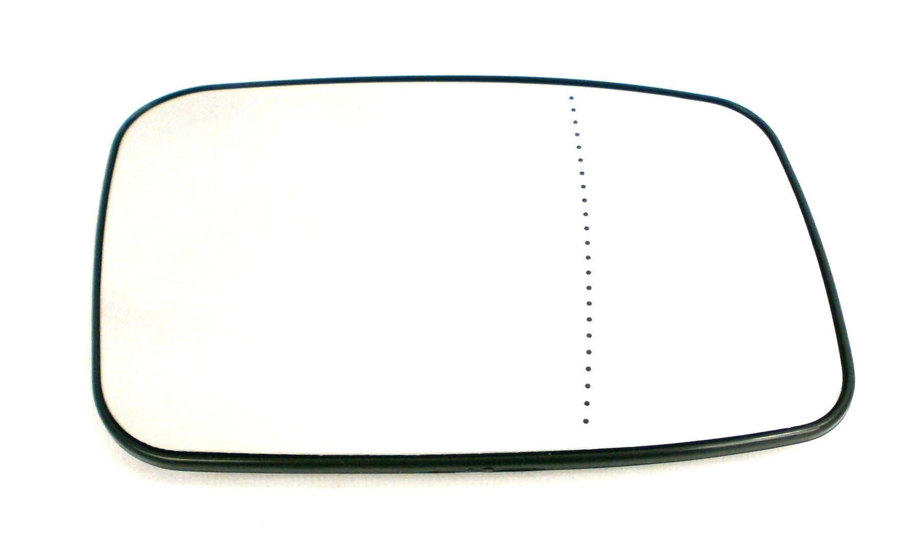 Volvo C70 Mk.1 1992-1997 Non-Heated Aspherical Mirror Glass Drivers Side O/S
