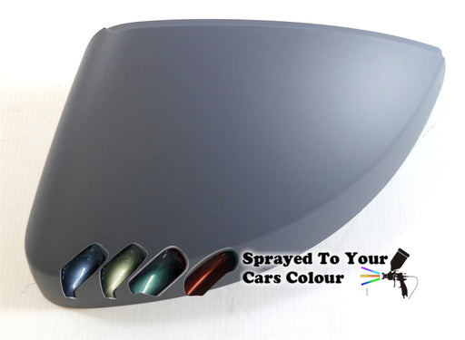 Audi A3 Mk.3 (Incl. S3 & RS3) 5/2012+ Wing Mirror Cover Passenger Side N/S Painted Sprayed