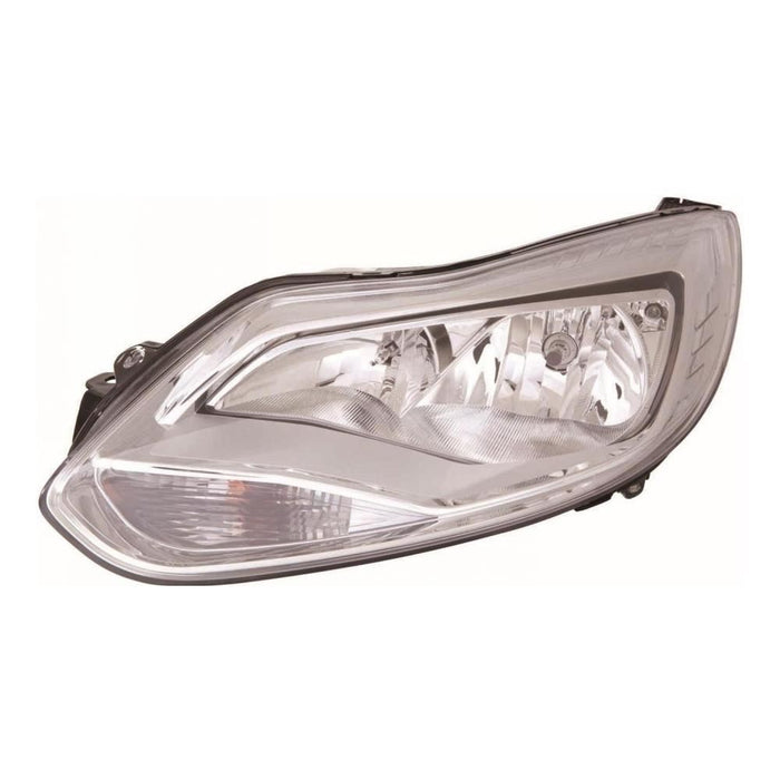 Ford Focus Mk3 Edge Hatchback 2/2011-2014 Headlight Headlamp Passenger Side N/S