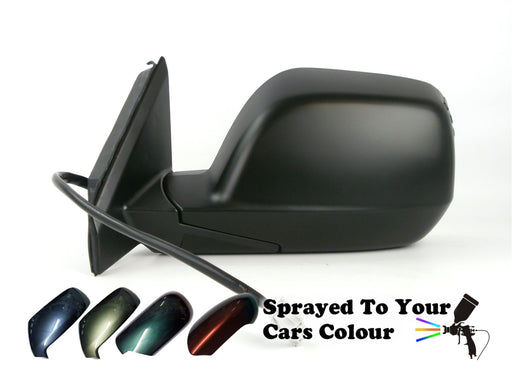 Honda CR-V 11/2006-3/2013 Electric Wing Mirror Powered Passengers N/S Painted Sprayed