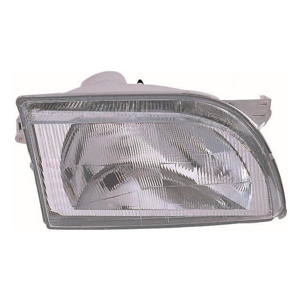 Ford Transit Mk5 Van 9/1994-2000 Glass Lens Headlight Headlamp Drivers Side O/S