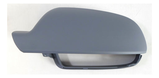 Audi A3 Mk2 Excl S3 & RS3 9/2010-10/2012 Primed Wing Mirror Cover Passenger Side N/S
