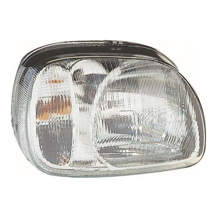 Nissan Micra K11 Hatchback 1998-2000 Headlight Headlamp Drivers Side O/S