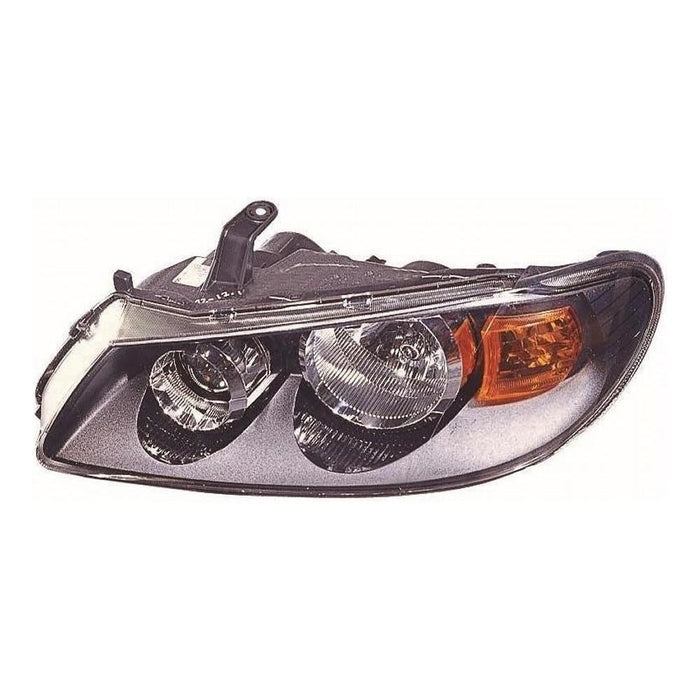 Nissan Almera N16 Hatchback 2/2003-2006 Black Inner Headlight Passenger Side N/S