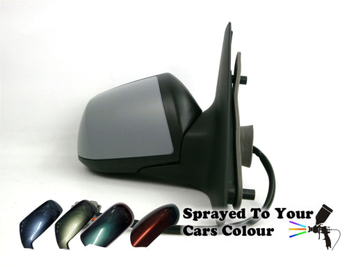 Ford Mondeo Mk.3 10/2000-6/2003 Electric Wing Mirror Drivers Side O/S Painted Sprayed