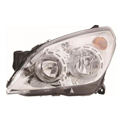 Vauxhall Astra H Mk5 Cabrio 6/2007-2011 Headlight Headlamp Passenger Side N/S