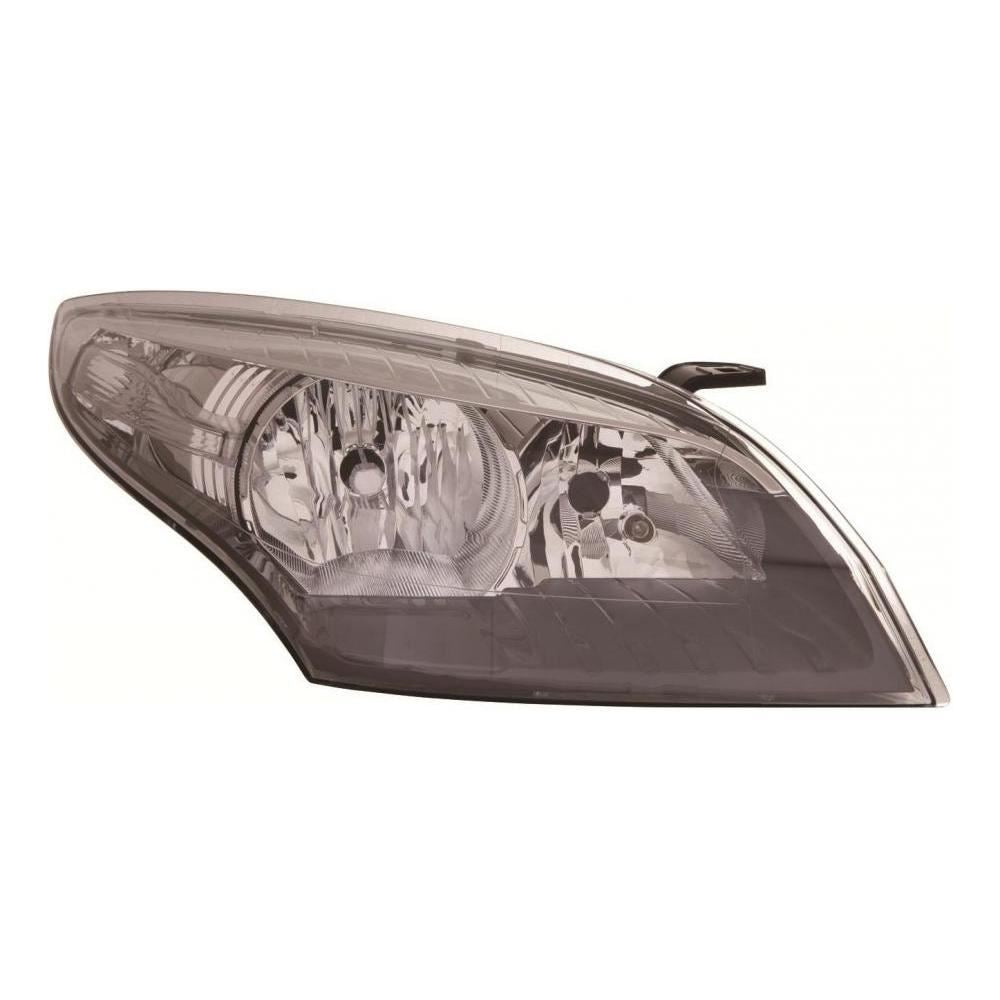 Renault Megane Mk3 Cabrio 1/2012-3/2014 Chrome Inner Headlight Drivers Side O/S
