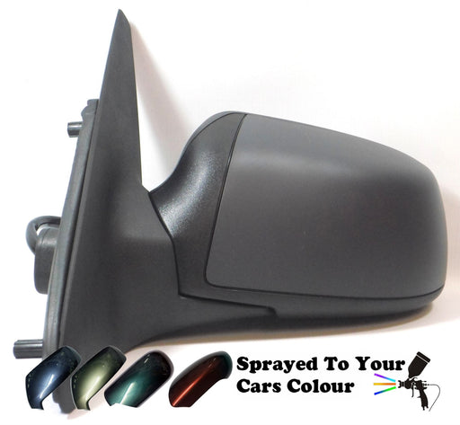 Ford Mondeo 6/2003-8/2007 Electric Wing Mirror Puddle Passenger Side Painted Sprayed
