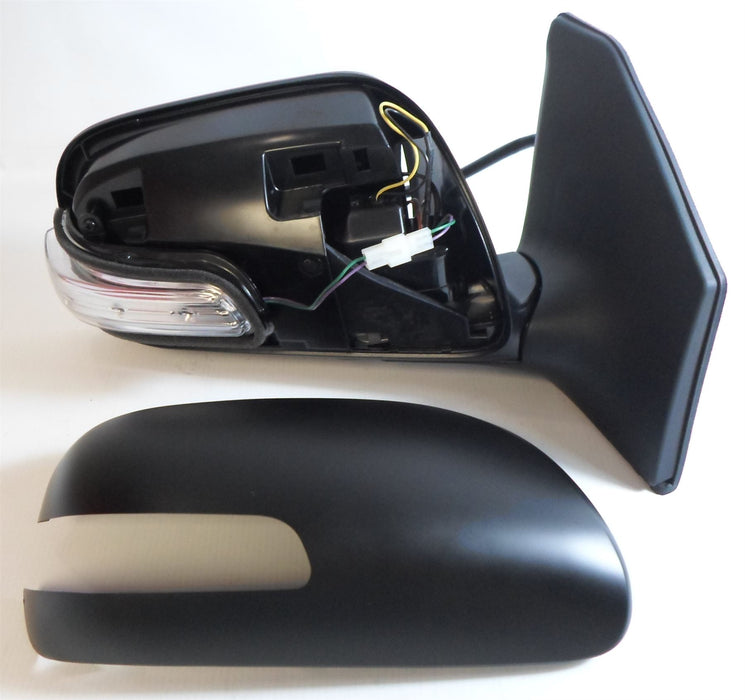 Toyota Avensis 7/2006-6/2009 Wing Mirror Power Folding Indicator Drivers Side
